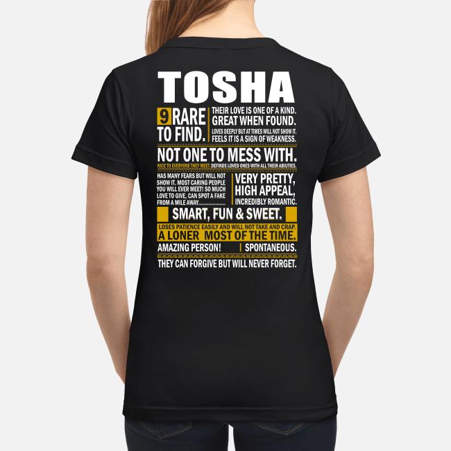 Name-TOSHA-Tee-Shirt