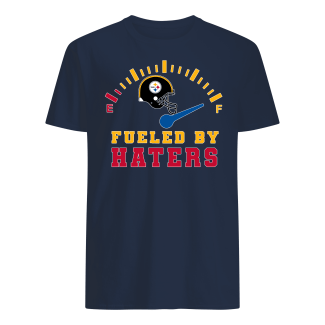 wholesale dealer 26eba 1bb4d Pittsburgh Steelers Fueled by Haters Shirt Hoodie Sweatshirt