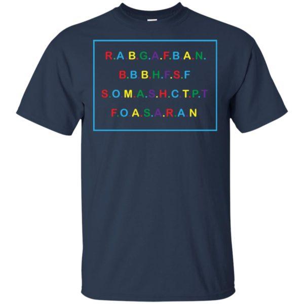 Real ass bitch give a fuck bout a nigga RABGAFBAN City Girls Act Up Shirt