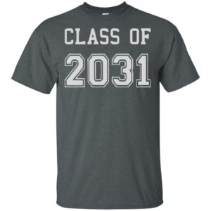 Official Class of 2031 Rowan t shirt
