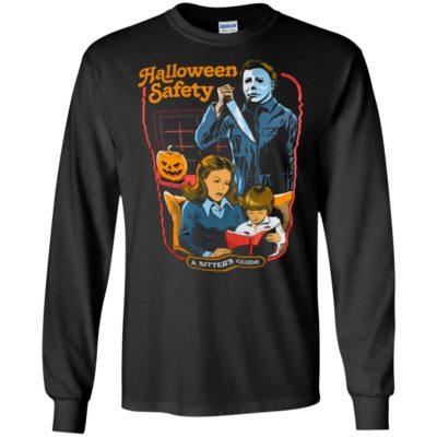 Halloween Safety A Sitter's Guide Shirt, sweatshirt, hoodie