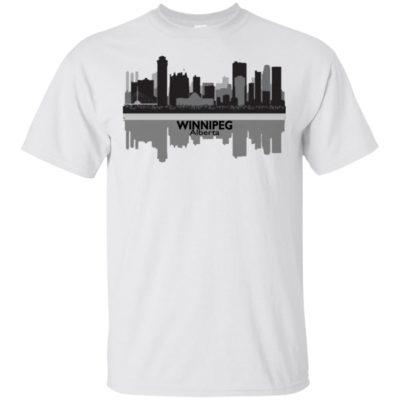 AJ Cole III Winnipeg Alberta Skyline Shirt, long sleeve, hoodie