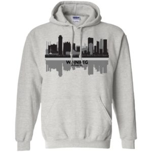 AJ Cole III Winnipeg Alberta Skyline Shirt, long sleeve, hoodie