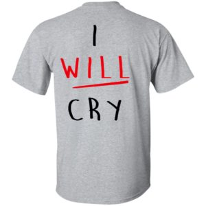 Don't fuck with me front I will cry back Shirt , Ladies Tee