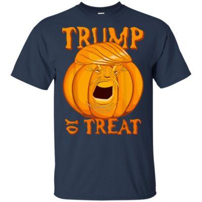 Trump or Treat Halloween pumpkin party Shirt, sweatshirt, hoodie