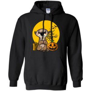 Otter Halloween pumpkin Shirt, long sleeve, hoodie