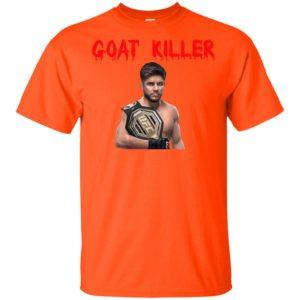 Henry Cejudo Goat Killer Shirt