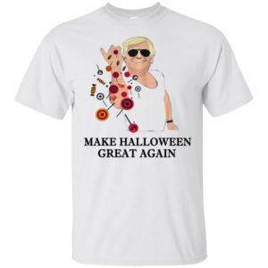 Trump Salt Bae Make Halloween Great Again Shirt, Sweatshirt. Hoodie