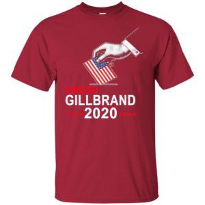 Voted Kirsten Gillibrand Shirt President 2020 T-Shirt