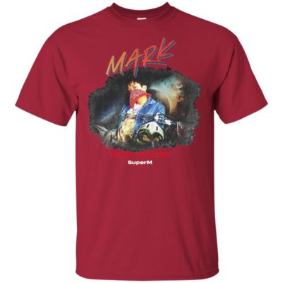 SuperM Mark We are the future Shirt