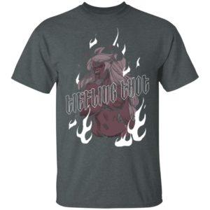 Tiefling thot Babs KILLERCURVES2019 shirt