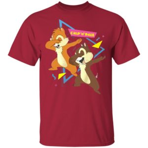 New Dabbing Chip and Dale Disney T-Shirt, long sleeve, hoodie
