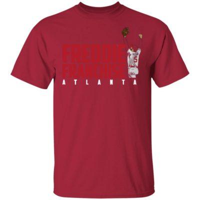 Freeman Freddie Franchise Atlanta shirt, long sleeve, hoodie