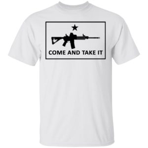 Come And Take It AR15 Shirt, long sleeve, hoodie
