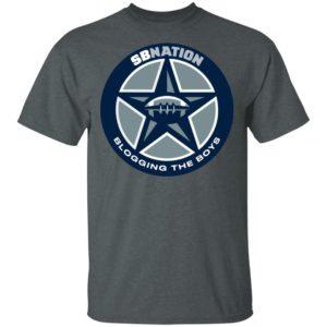 Dallas Cowboys SB Nation Blogging The Boys shirt sweater
