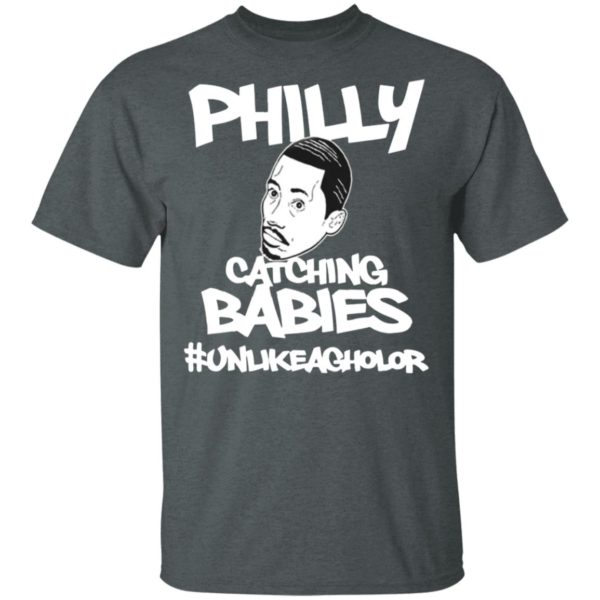 CATCHING BABIES UNLIKE AGUILAR SHIRT - UNLIKE AGHOLOR SHIRT