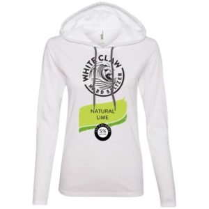 White claw Hard seltzer Natural Lime Halloween Costume Shirt