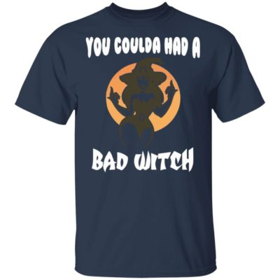 You Coulda Had a Bad Witch Halloween Funny Shirt, Long sleeve, hoodie