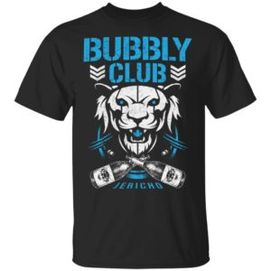 Bubbly club Chris jericho Shirt, long sleeve, hoodie