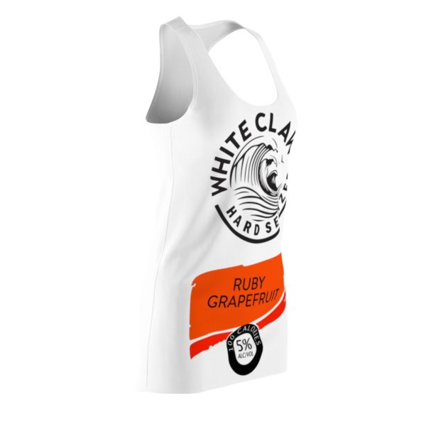 White Claw Halloween Costume Ruby Grapefruit Dress