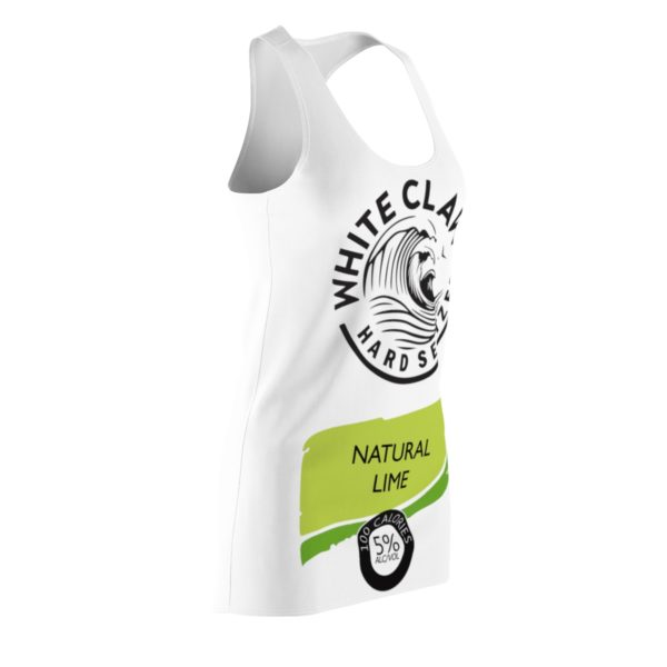 White Claw Halloween Costume Natural Lime Dress