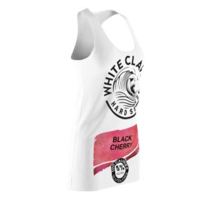 White Claw Costume Dress Black Cherry Halloween
