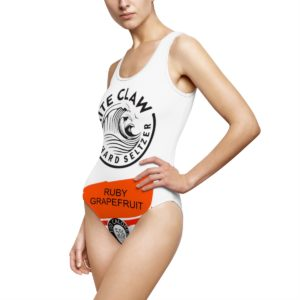 White Claw Ruby Grapefruit Swimsuit