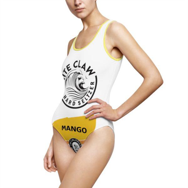 White Claw Mango Spice Swimsuit
