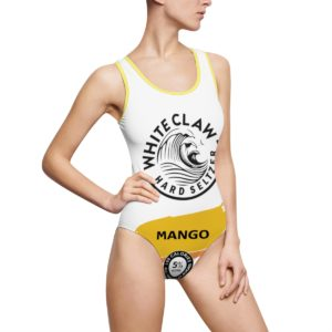 White Claw Mango Spice Swimsuit