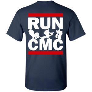 Christian McCaffrey's Run CMC Shirt, Long Sleeve, hoodie