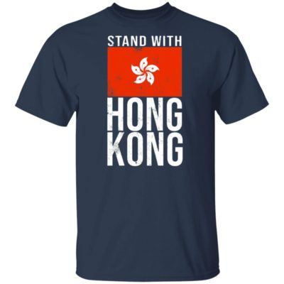 Stand With Hong Kong Flag T-Shirt, long sleeve, hoodie