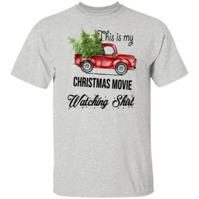 This Is My Christmas Movie Watching Sweatshirt