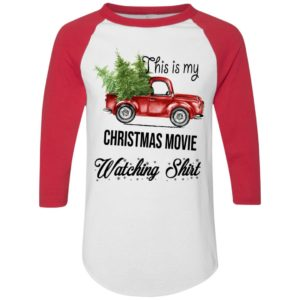 This Is My Christmas Movie Watching Sweatshirt