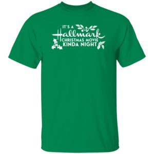 It's a Hallmark Christmas Movie Kinda Night Sweatshirt