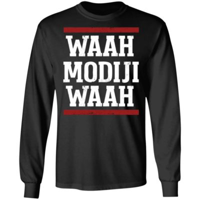 Waah Modiji Waah T-Shirt, Long SLeeve, Hoodie