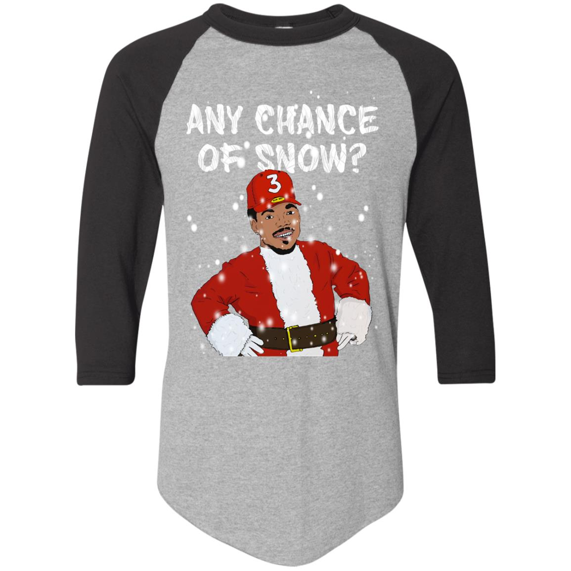 Any Chance of Snow The Rapper Christmas Sweater, Hoodie