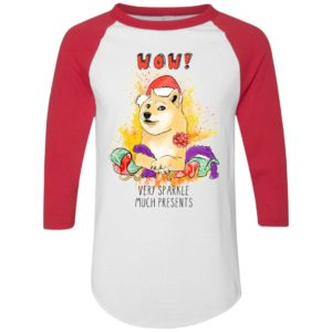 Very Sparkle Much Presents Doge Christmas Funny Sweater, Hoodie