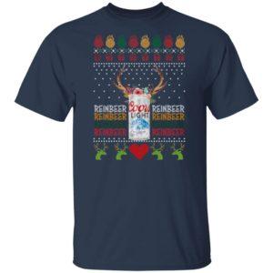 Coors Light Reinbeer Ugly Christmas Sweater, Hoodie