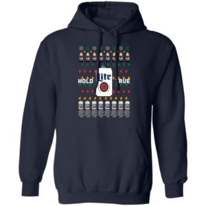 Miller Lite Beer Funny Ugly Christmas Sweater, Hoodie