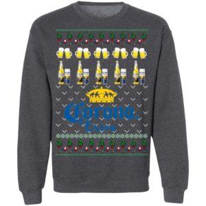 Corona Extra Beer Ugly Christmas Sweater, Hoodie