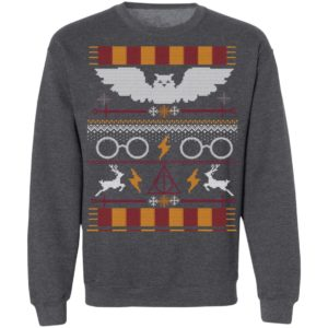 Sweater That Lived Harry Potter Ugly Christmas Sweater, Hoodie, Long Sleeve
