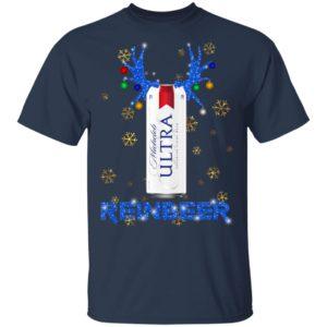 Michelob Ultra Superior Light Beer Reinbeer Christmas Sweatshirt, Hoodie