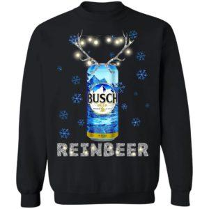 Busch Beer Reinbeer Christmas Sweatshirt, Hoodie