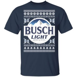 Busch Light Beer Ugly Christmas Sweater, Hoodie