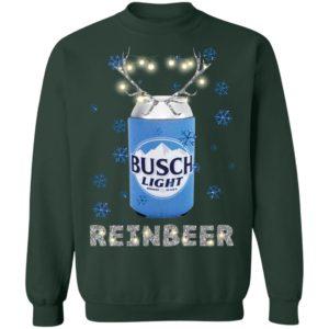 Busch Light Reinbeer Christmas Sweatshirt, Hooodie