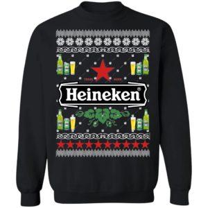 Heineken Beer Ugly Christmas Sweater, Hoodie