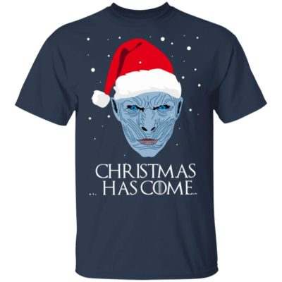 Game of Thrones White Walker Christmas has come Sweatshirt, Hoodie