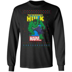 MCU Marvel The Incredible Hulk Ugly Christmas Shirt, Sweater, Hoodies