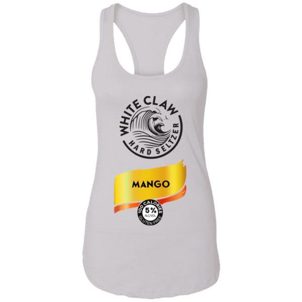 Halloween Costume White Claw Hard seltzer Mango Shirt Hoodie