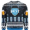 Milwaukees Best Light Beer 3D Print Ugly Christmas Sweater